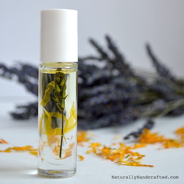 Calming Lavender Body Oil Make Your Own Naturally