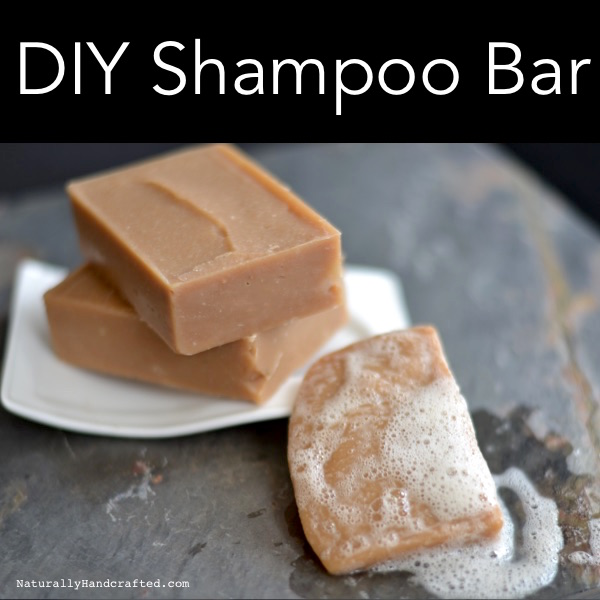 Diy Shampoo Bar Step By Step Instructions Naturally